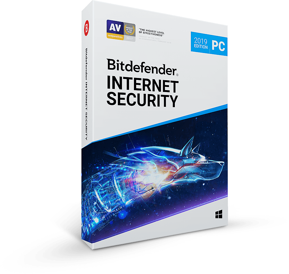 Bitdefender Internet Security 3 years 3 PCs
