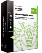 Dr. Web Anti-Virus. License renewal
