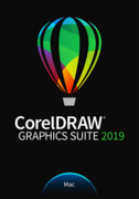 2019 CorelDRAW Graphics Suite for Mac