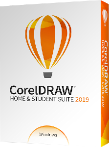 CorelDRAW Home & Student Suite ESD 2019